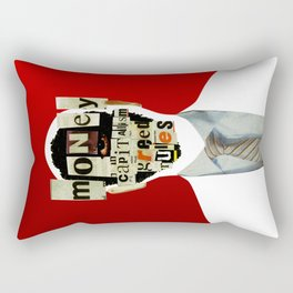 Mankind Motivation 12 Rectangular Pillow
