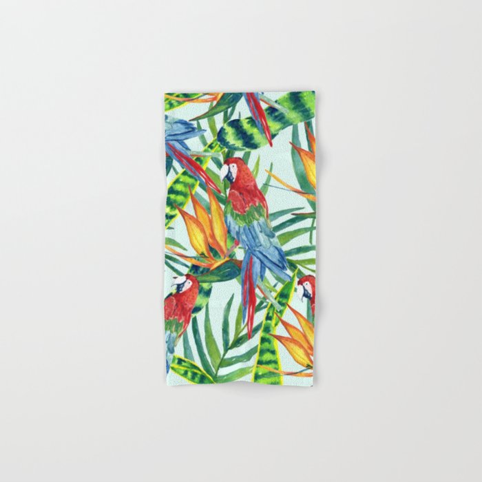 Tropical Summer #5 Hand & Bath Towel