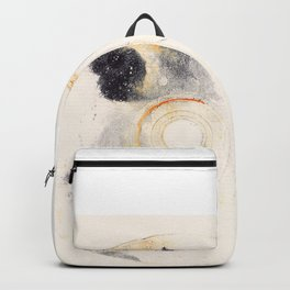 Graphic print 2 Backpack
