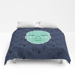 Turk - Scrubs Comforters