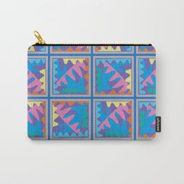 Mountain Puzzles Pastel Carry-All Pouch