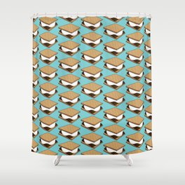 I Need S'more!!! Shower Curtain