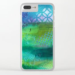 Thibaud Clear iPhone Case