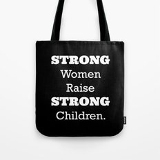 Strong Women. Tote Bag