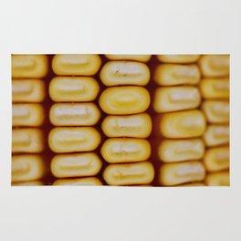Corn Macro Rug