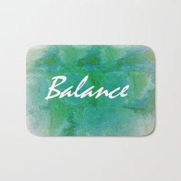 Balance Bath Mat