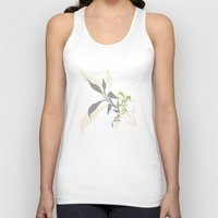 bamboo Tank Tops featuring Bamboo by Michaela Stavova