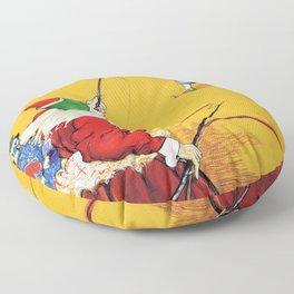 12,000pixel-500dpi - Crcus - Louis Anquetin Floor Pillow