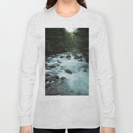 Pacific Northwest River II Long Sleeve T-shirt