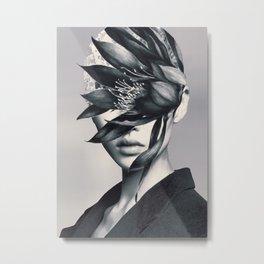 Inner beauty  22 Metal Print