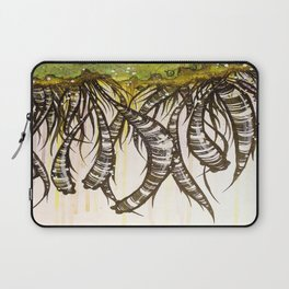 Another day on the floating island Laptop Sleeve