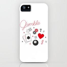 Gable - Nevada Day iPhone Case