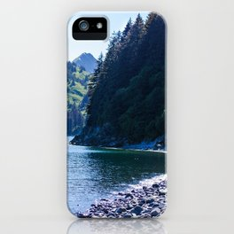 Kodiak Beach Photography Print iPhone Case