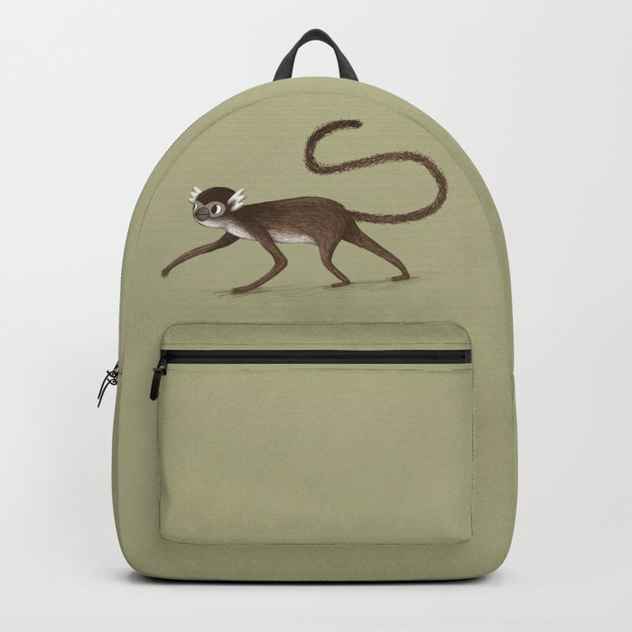Squirrel Monkey Walking Backpack