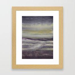 Dusky Muskeg Framed Art Print