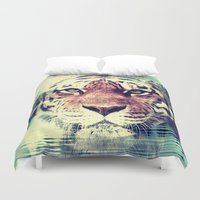 blur Duvet Covers featuring Blur by IntuiXion