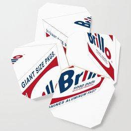Brillo - the box Coaster