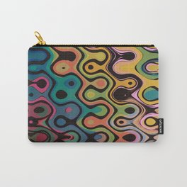 Abstract Composition 480 Carry-All Pouch
