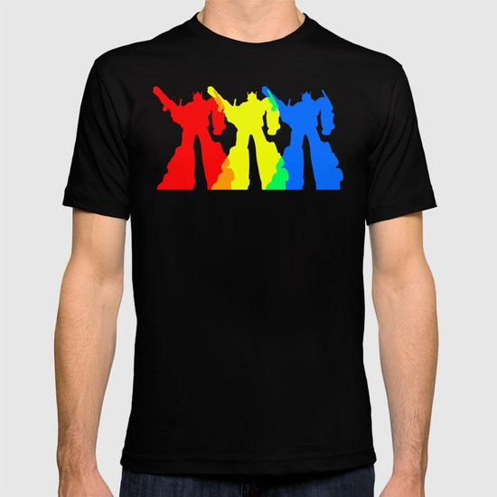 Optimus Prime Colors T-shirt