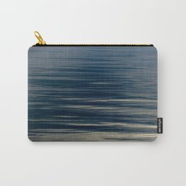 Beautiful Calm Coastal Waters Carry-All Pouch