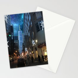 Twilight District Stationery Cards