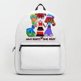 Beat Girlz Backpack