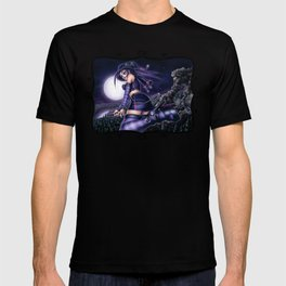 Halloween Witch Girl T-shirt