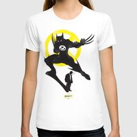 xmen T-shirts featuring Xmen - Logan Alter Ego  by Bklounge