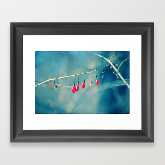 droplet I Framed Art Print