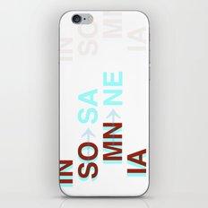 Insomnia / Insane iPhone & iPod Skin