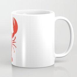 You are my lobster #love #iloveyou #lobster #cute #illustration #sea #seafood #orange #red Coffee Mug