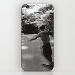 My Home is in My Head iPhone Skin