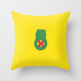 doop Throw Pillow