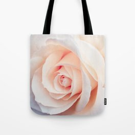 Flowers Photography   Rose   Spring   Easter   Blush Pink Tote Bag