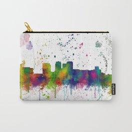 Birmingham, Alabama Skyline Carry-All Pouch