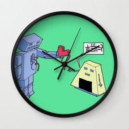 本当に?(really?) Wall Clock