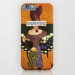 Improving iPhone Case