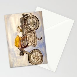 BMW R75 Motorcycle Stationery Cards