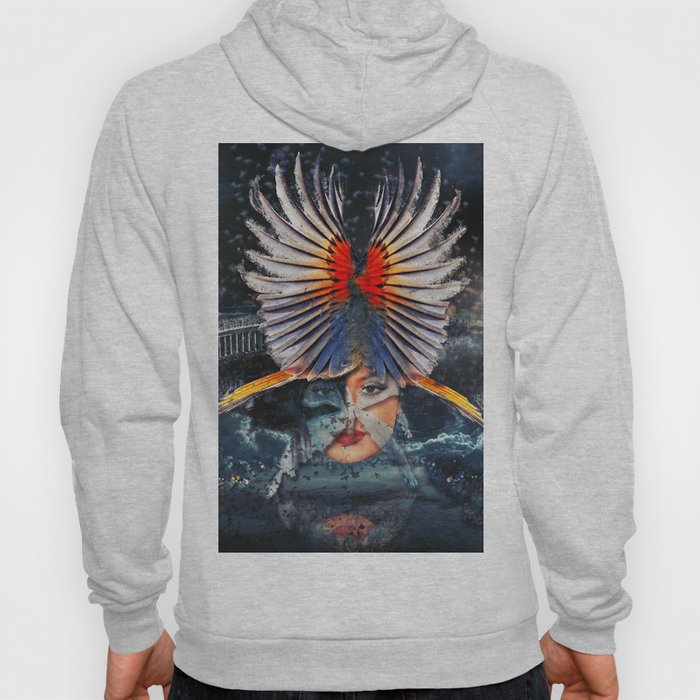 War Goddess Hoody