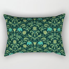 Forest bellflowers Rectangular Pillow