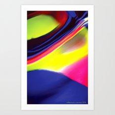 Twister Art Print