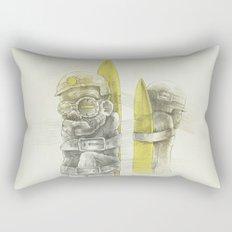 WL / III Rectangular Pillow