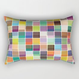 Retro Rectangular Pillow