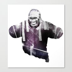 big animal Canvas Print