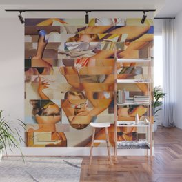 The Young and the Restless (Provenance Series) Wall Mural