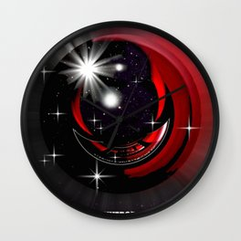 Phantastic universe. Wall Clock