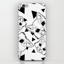 Aww Kitties iPhone Skin