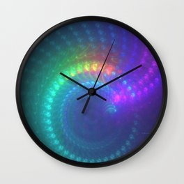 CD Burner Wall Clock