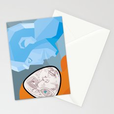 Dr. Phipp's Crystal Man Stationery Cards