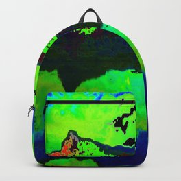 Reflection In Time Backpack